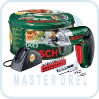 Аккумуляторная отвёртка Bosch IXO 3,6 v