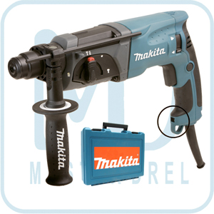 Перфоратор Makita HR 2470  / SDS+ /