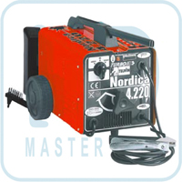 Сварочный аппарат Telwin NORDICA 4.220 230-400V ACD