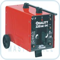 Сварочный аппарат Telwin QUALITY220 AC/DC
