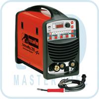 Сварочный аппарат инвертор-полуавтомат TECHNOMIG 200 230V аксессуары