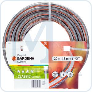 """Шланг поливочный GARDENA Classic SkinTech 13 мм (1/2""""), 20 м (08563-20)"""