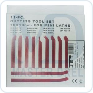 50000094 BD-8, BD-920, набор из 11 резцов сечением 10x10 мм 50000094