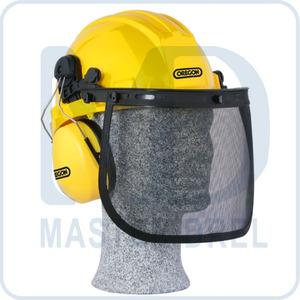 Защитный шлем сетчатый с наушниками Oregon 517760