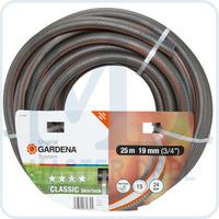 """Шланг поливочный GARDENA Classic SkinTech 19 мм (3/4""""), 25 м (08583-20)"""