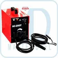 Сварочный аппарат ELITECH AC 200T