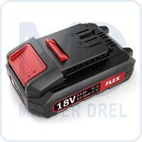 Аккумуляторная батарея FLEX AP18.0/2.5 445.886