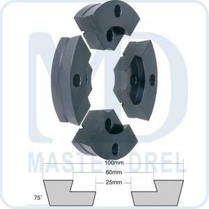 Кулачки типа A для патрона Ф 100 мм JET