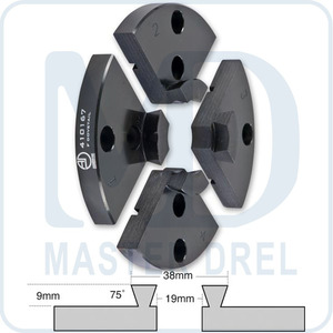 Кулачки типа F для патрона Ф 100 мм JET