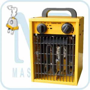 Тепловая пушка электрическая Master B 2 ECA с вентилятором