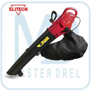 Пылесос садовый  Elitech BC 2000  Электрический