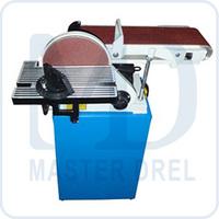 Шлифовальный станок TRIOD BDS-150/230 тарельчато-ленточный