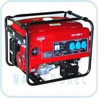 Бензиновый генератор Elitech БЭС 6500А