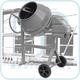 Бетономешалки, бетоносмесители