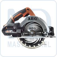 Аккумуляторная дисковая пила AEG BKS 18 Li-0 431375