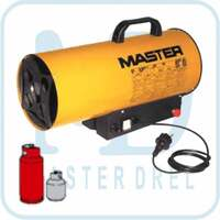 Тепловая пушка газовая Master BLP 10 M
