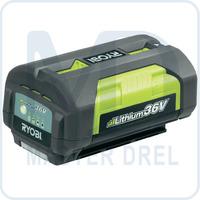Аккумуляторная батарея Ryobi 36V BPL3626