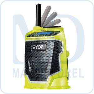 Аккумуляторный радиоприемник Ryobi ONE+ CDR180M
