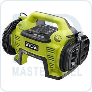Аккумуляторный компрессор Ryobi ONE+ R18I-0