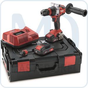 Аккумуляторная дрель FLEX DD 2G 18.0-EC/2.5 Set