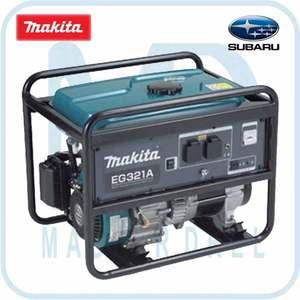 Бензиновый генератор Makita EG 321A