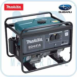 Бензиновый генератор Makita EG 441A