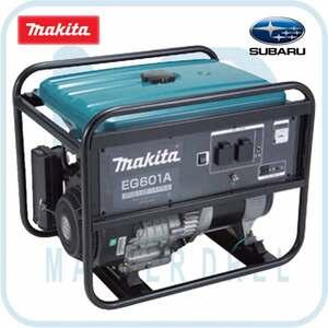 Бензиновый генератор Makita EG 601A