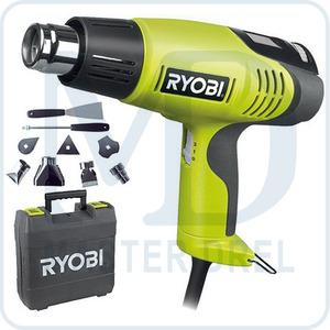 Фен строительный Ryobi EHG2020LCD