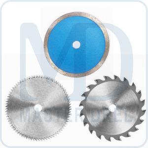 Набор дисков для мини-пилы Einhell TC-CS 860, 6 шт.