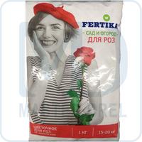 Комплексное удобрение Фертика для роз, 1 кг