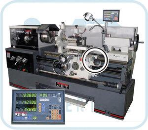 Токарно-винторезный станок JET GH 26120ZH DRO RFS  по металлу