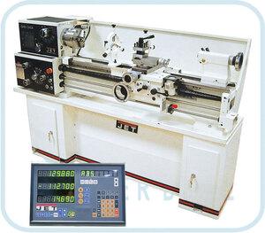 Токарно-винторезный  станок JET GHB 1330A DRO  по металлу