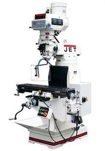 Вертикально-фрезерный станок JET JVM 836 TS