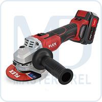 Аккумуляторная углошлифмашина ACCUFLEX L 125 18.0-EC