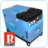Дизельный генератор Masons MP 9000 T