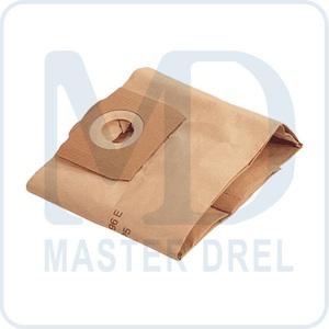 Бумажные мешки для пылесоса Интерскол / Starmix тип FB45/55, 5 шт./уп.
