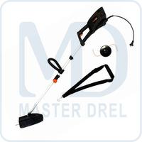 Триммер электрический с ножом и леской Парма ТК-1200РМ