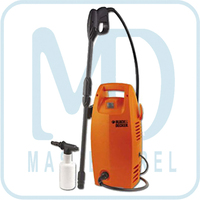 Мойка высокого давления Black&Decker PW 1300 B / 100 Атм /
