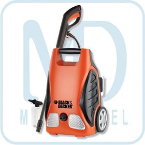 Мойка высокого давления Black&Decker PW 1500 SP / 120 Атм /