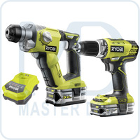 Набор инструментов Ryobi ONE+ R18CK2C-LL515S