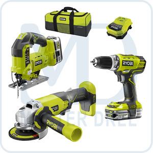 Набор инструментов Ryobi ONE+ R18CK3C-LL515S