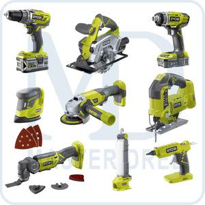 Набор инструментов Ryobi ONE+ R18CK9-252S