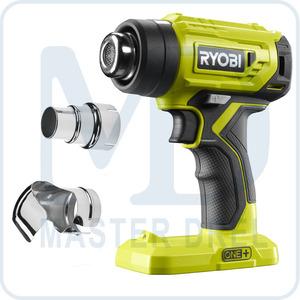 Аккумуляторный технический фен Ryobi ONE+ R18HG-0