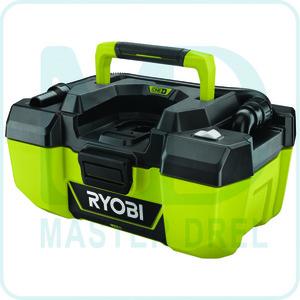Пылесос строительный Ryobi ONE+ R18PV-0