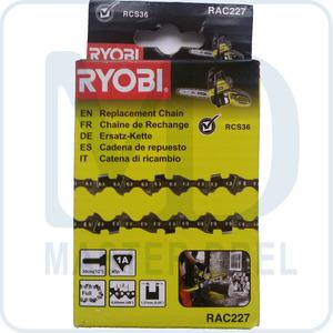 Запасная цепь для пилы Ryobi RCS36/OCS1830