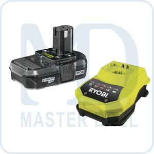Аккумулятор и зарядное устройство Ryobi ONE+ RBC18L13