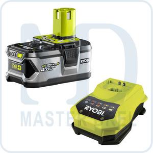 Аккумулятор и зарядное устройство Ryobi ONE+ RBC18L40 3001912