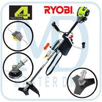 Триммер бензиновый Ryobi RBC430SBS с ножом