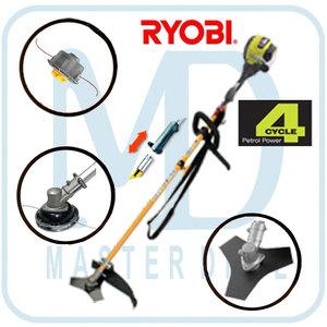 Триммер бензиновый Ryobi RBC 430 SES с ножом
