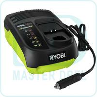 Зарядное устройство автомобильное Ryobi ONE+ RC18118C